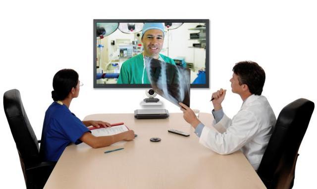 Noruega lleva a cabo la 1° teleconferencia a médicos