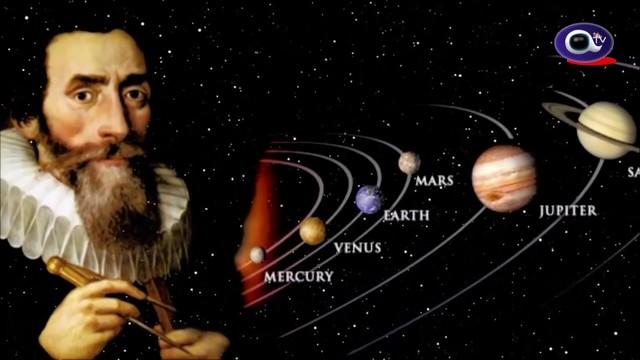 Leyes de Kepler del movimiento planetario