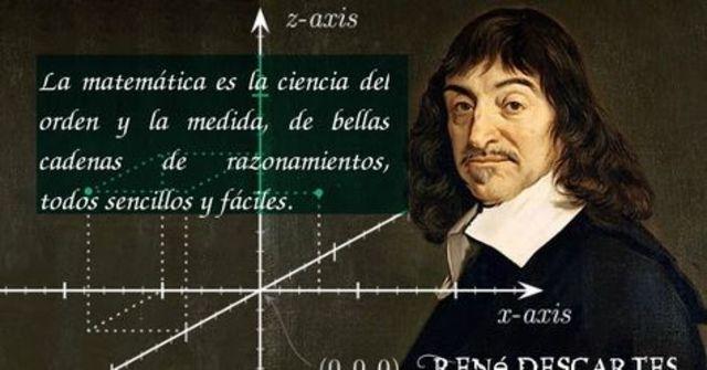 Geometría Analítica de Descartes