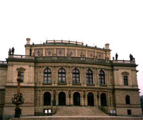 Escola d'orgue de Praga