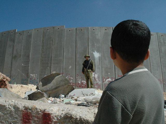 West Bank Barrier declared illegal