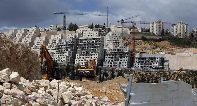 New Jewish Settlement