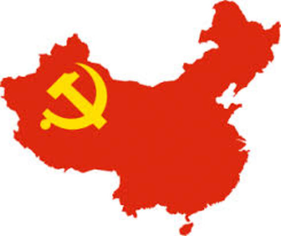 Formation of CCP