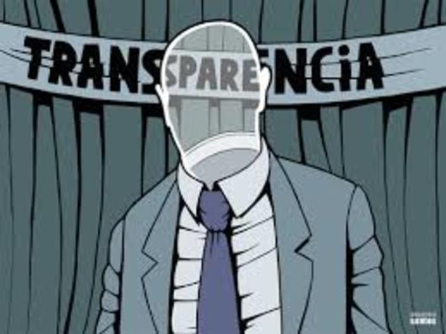 se aprueba la Ley Federal de Transparencia y Acceso a la Información Pública Gubernamental (LFTAIPG)
