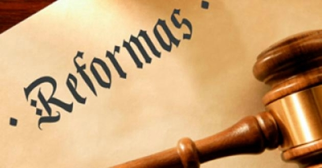 Se presenta ante la Cámara de Diputados el proyecto de reforma al art. 73 Constitucional