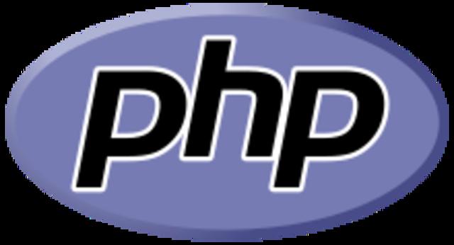 PHP anunciado