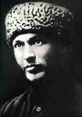 молодой А.М. Шолохов в начале 20-х
