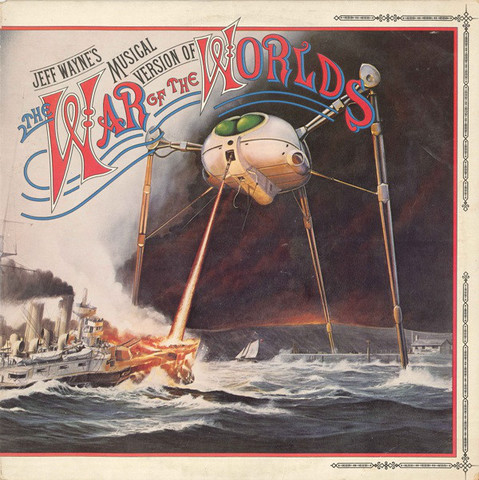 """""""War of the Worlds"""""""