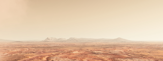 Discover that Mars is extremely dry