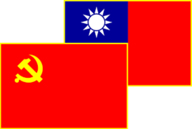 Truce between CCP and GMD