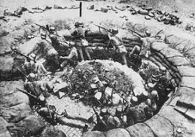 Battle of Huai-Hai begins