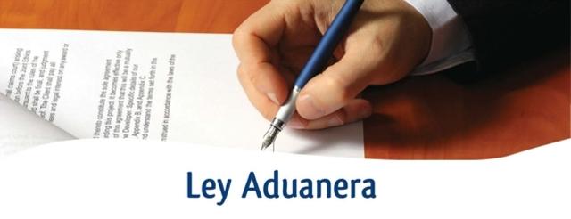 Publicación de la Nueva Ley Aduanera.