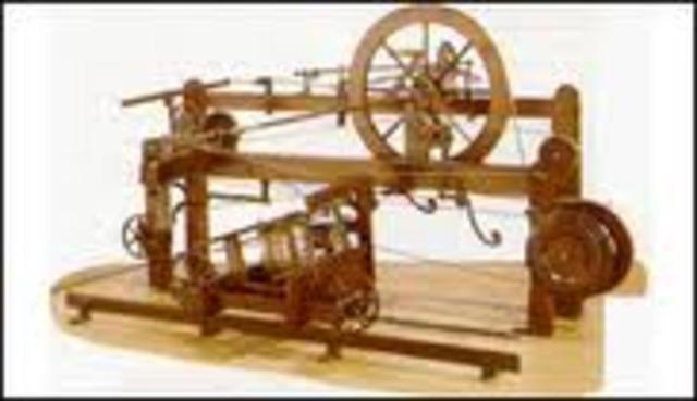 El telar mecánico