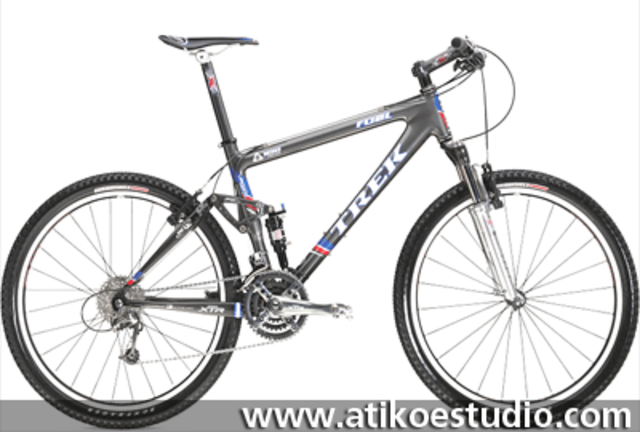 Bicicleta moderna