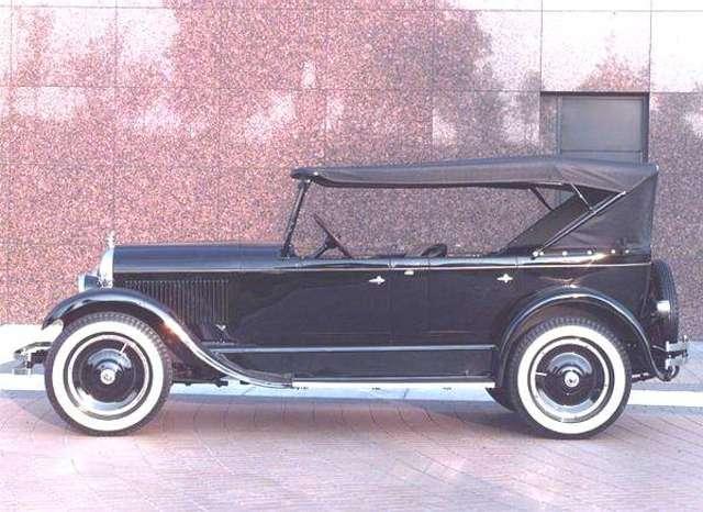 Transportes del Siglo XX ( Automovil )