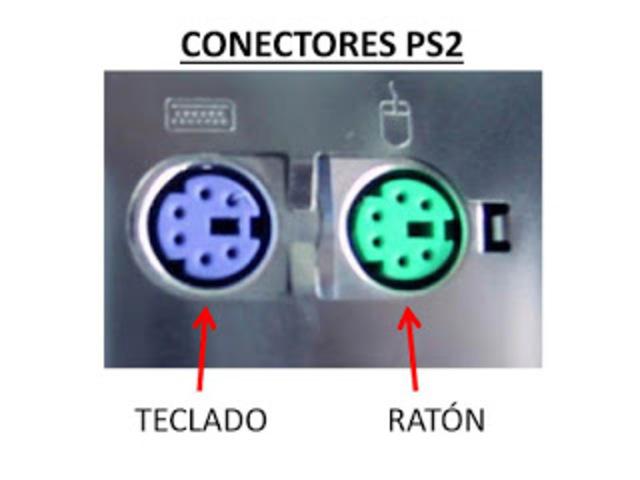 Puertos PS/2