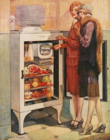 De electrodoméstico de lujo a electrodoméstico accesible.