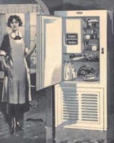 Priimeras tecnologías de refrigeración