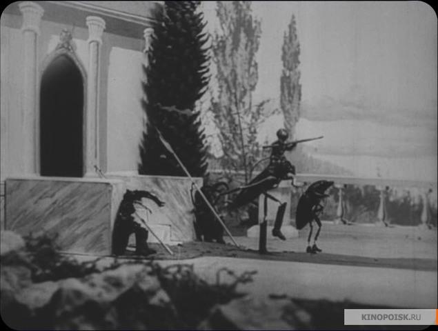 «Прекрасная Люканида, или Война усачей с рогачами»