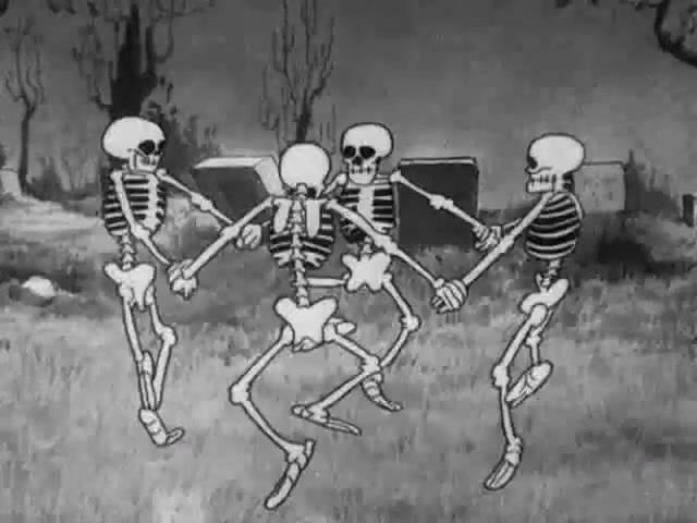 «Танец скелетов»