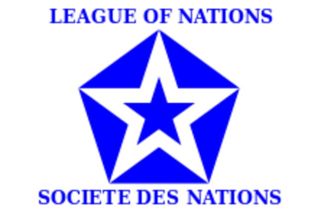 League of Nations (La Société des Nations)