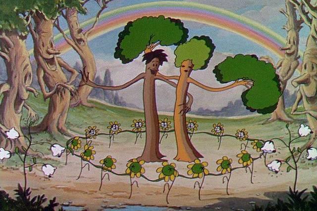 «Цветы и деревья»