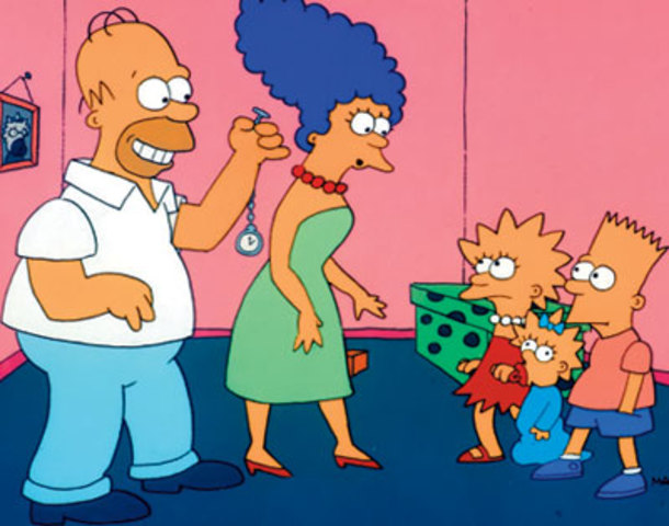 «Тhe Simpsons»