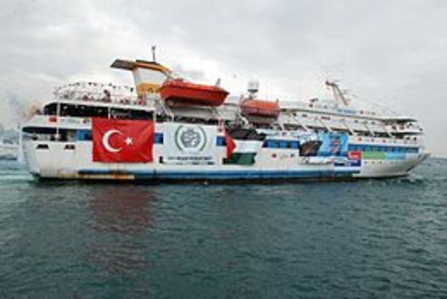 L'incidente della Freedom Flotilla