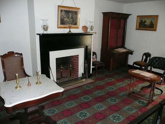 (Battle of) Appomattox Court House