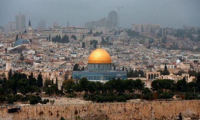 L'autonomia di Gerusalemme.