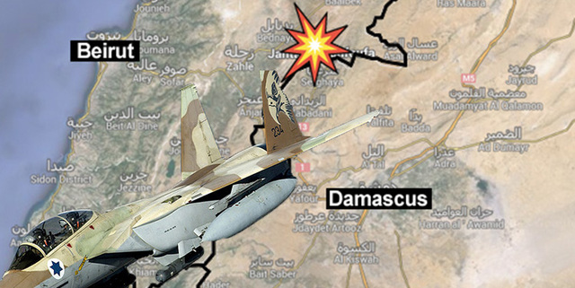 Israele attacca il Libano