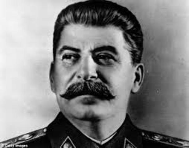 Stalin Dør