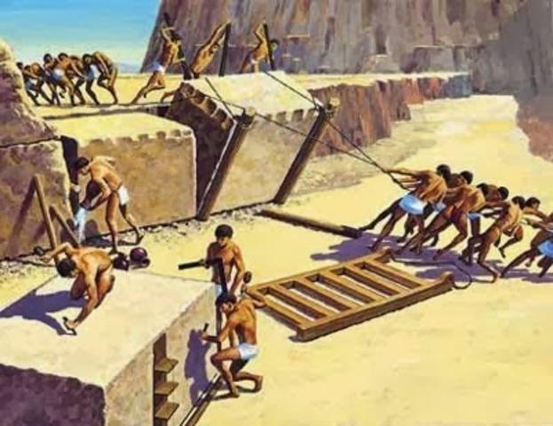 Inspectores egipcios (1450 a.C)
