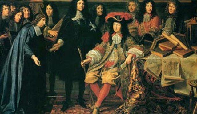Jean-Baptiste Colbert  (1619 –1683)