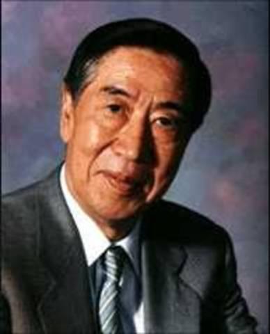 GEN'ICHI TAGUCHI (1924-2012)