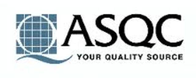 ASQC:Sociedad Americana del Control de la Calidad