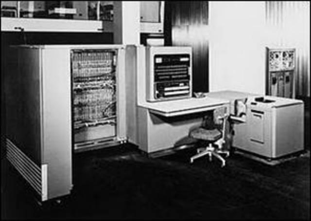1959 - 1964 Segunda generación de las computadoras