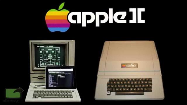 El lanzamiento de la Apple II
