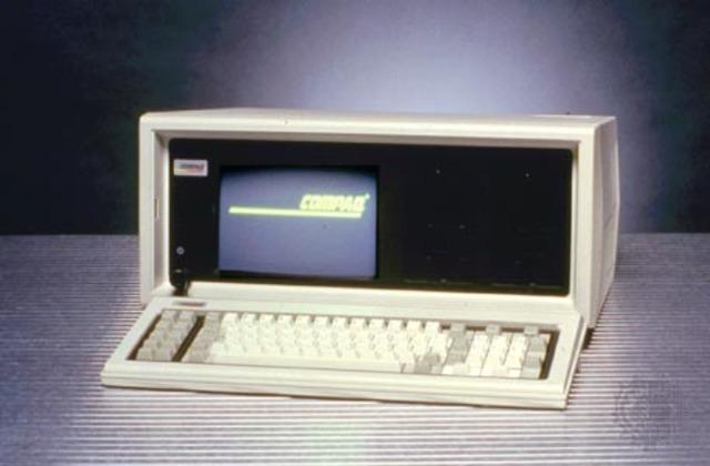 Es fundada una de las empresas Compaq Computer Corporation