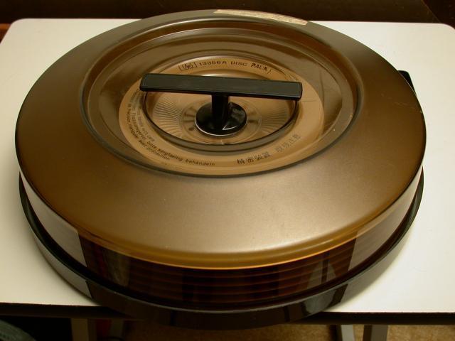 modelo 1311 los primeros discos removibles