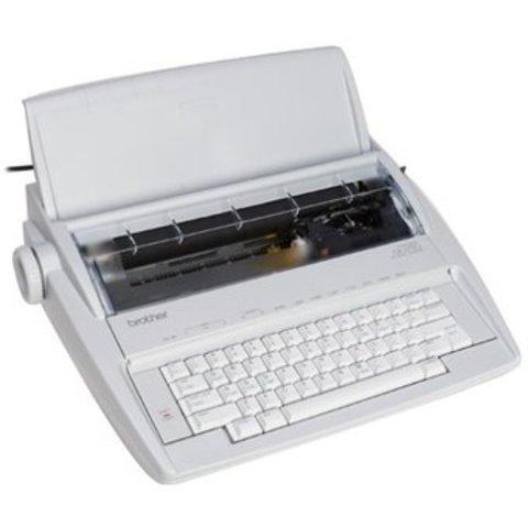 Máquina de escribir eléctrica.