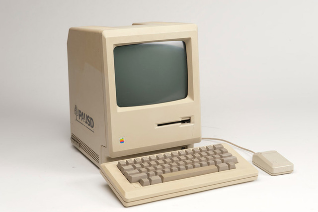 Los ordenadores sólo para investigadores y científicos.