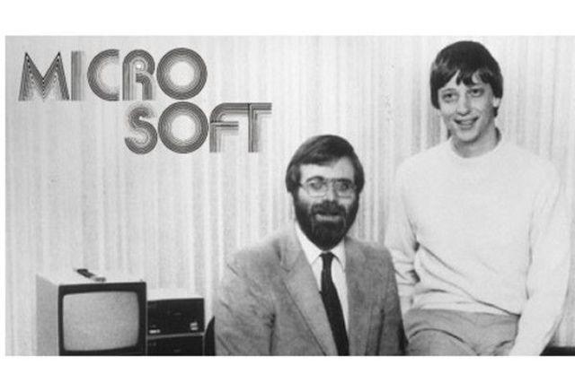 1975 Fundación de Microsoft