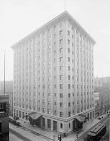 STATLER HOTEL BUFFALO, 1ER HOTEL COMERCIAL.