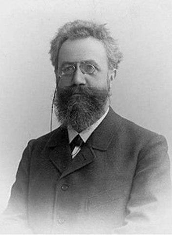Hermann Ebbinghaus (1850-1899)