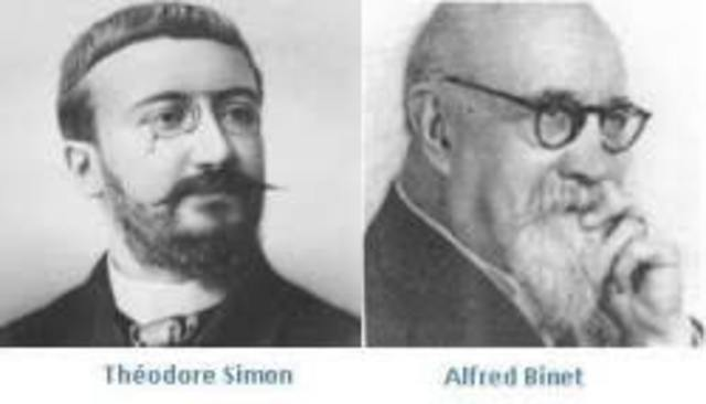 Simón y Binet (1905)