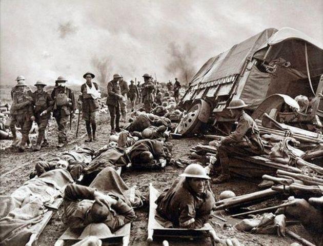 Primera guerra mundial (1914)