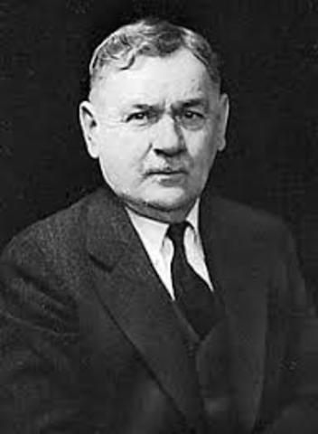 Clark Wissler (1924-1940)