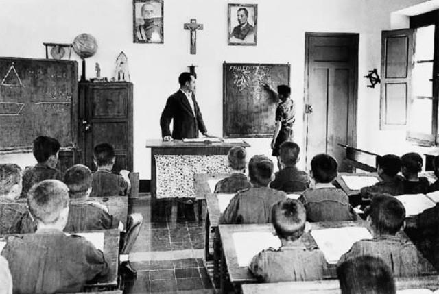 Uso de las pruebas en la educación (1950)