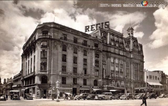 HOTEL REGIS PRIMERA CLASE